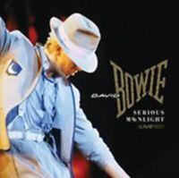 David Bowie - Serious Moonlight (Live '83) - New 2CD Album - Pre Order - 15/2