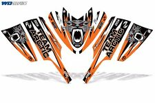 Decal Graphic Kit Arctic Cat M Series Crossfire Parts Sled Snowmobile Wrap AC O