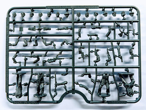 Partisans (1) French Resistance single sprue