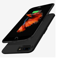 External Ultra Thin Battery Case Charging Cover For iPhone 6 6S 7 8 Plus 6200mAh