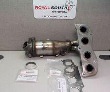 Toyota Rav4 2006-2008 Catalytic Converter Manifold 2.4L 2AZFE Genuine OE OEM New