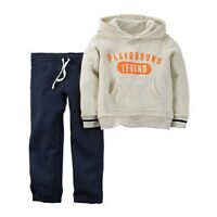 Carters Infant Boys Jogging  2pc Set Pants Outfit Size- 3M,6M,9M NWT