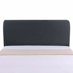 Headboard Cover Elestic Bed Head Protector Washable Bedside Slipcover 150/180cm