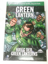 DC Comics Graphic Novel Collection Upsell # 5 Krieg der Green Lanterns Ovp.