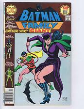 Batman Family #8 DC 1976