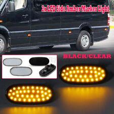 2/6x LED Side Marker Indicator Position Light Lamp For Mercedes Sprinter W906
