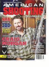 AMERICAN SHOOTING JOURNAL, MAY, 2016 (NRA SHOW ISSUE 300 + MUST HAVE GUNS & GEAR