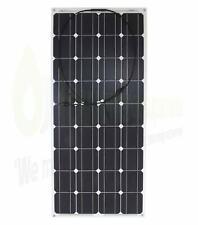 100w panel solar flexible PV foto-voltaicas barco Marina Caravana Casa