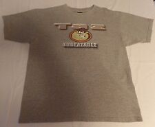 #1055 TAZ UNBEATABLE Sherry's Best Vintage Graphic T-Shirt XL