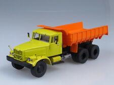 RARE ! Kraz 256B Dump КрАЗ-256Б самосвал (двухцветный) SSM 1025 1/43