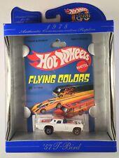 Hot Wheels LE 1998 30th Anniversary - 1978 Flying Colors '57 T-Bird Thunderbird