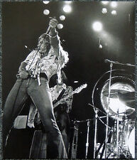 LED ZEPPELIN POSTER PAGE 1973 ROBERT PLANT LA FORUM 31 MAY CONCERT . P19