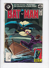 Batman #306 f/vf to vf--Whitman Variant