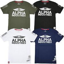 Alpha Industries Herren T-Shirt Rebel T 196518 435 Farbauswahl