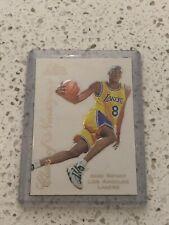 Kobe Bryant, Rookie, Flair Showcase, Class of 96