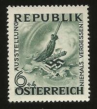 WW2 AUSTRIA SWEEPING NAZI SYMBOLS OF POWER FROM EUROPE SWASTIKA MUSSOLINI FASCES