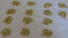 Swarovski Crystal Findings Jonquil Square set 100 pieces