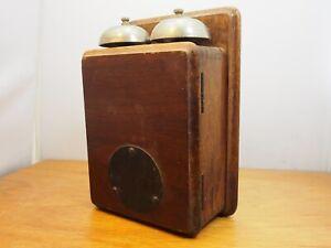 Vintage Telephone Bell - Bell Set C.B. Port