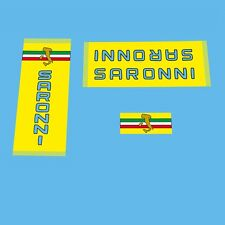 Saronni Bicycle Decals, Transfers, Stickers n.20