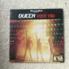 Queen Rock You  The Mail on Sunday Promo CD