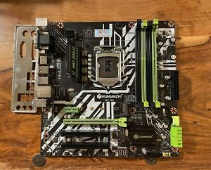 Motherboard H97 ZD3 opened , after tested