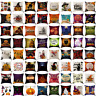 Halloween Pillows Cover Fall Decor Pillow Case Sofa Waist Throw Cushion Cover