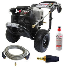 Simpson MegaShot 3100 PSI (Gas - Cold Water) Pressure Washer Value Package