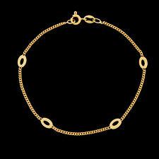 "Elegant Classy 18k 750 Gold Bracelet Estate Piece Guaranteed Purity 6.75"" Wrist"