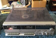 Vintage Clarinette 119 Am/Fm Stereo Dual Cassette Music System