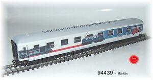 Märklin 94439 Schnellzugwagen 25 Jahre MHI Sonderserie #NEU in OVP#