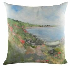 "17"" Costal Walk Sue Fenlon Cushion Evans Lichfield DPA788 43cm Beach Sea"
