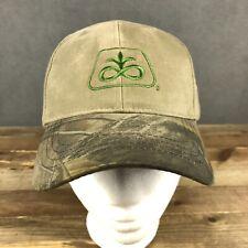 Optimum Leptra Hybrids Pest Control Cap Dupont Pioneer Camouflage Hat Farmer