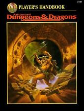 Advanced Dungeons and Dragons: The New Player's Handbook by Zeb Cook (1995, Hard