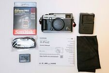 FujiFilm X-Pro2 Mirrorless Digital Camera (Graphite Edition / BODY ONLY)