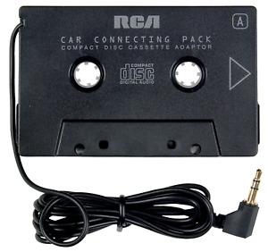 Car Converter Cassette Tape Adapter Audio Aux Cable