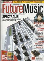 FUTURE MUSIC Magazine July 2005 - Spectralis! (Issue 163)