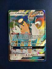 Cobalion GX 106/181 Team Up - Near Mint Pokemon Card Ultra Rare