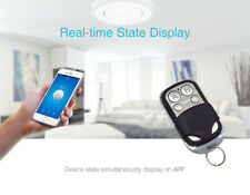 Sonoff RF-WiFi 433Mhz Wireless Remote Smart Home Switch Remote Controller Hot