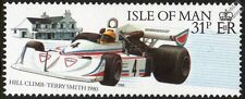 1980 MARCH REPCO 761 (Terry Smith) F1 GP CAR STAMP (1988 Isle of Man)