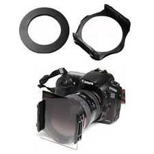 58mm Ring Adapter + Colour Filter Holder for Cokin P series fit 5DIII 60D 50D 6D