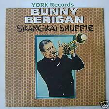 BUNNY BERIGAN - Shanghai Shuffle - Ex Con LP Record