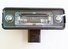 NUMBER PLATE LAMP 1J6943021BALT 1195600500 VW GOLF BORA LUPO BEETLE