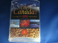 2002 Canada OH Canada Uncirculated set sealed