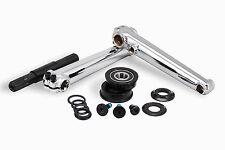 Mafia Bike kush 3 piece Crank Upgrade Kit Chrome BMX