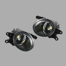 For AUDI A4 B6 02-05 RS4 Left+Right Front Bumper Foglight LED Fog Lamp Light