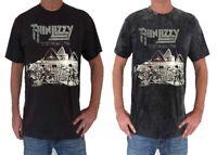 Unisex Thin Lizzy T-Shirt Short Sleeve Rock Mens Womens Ladies