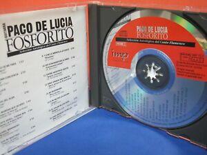 Paco De Lucia Fosforito Volume 1