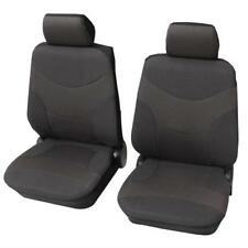 Dark Grey Premium Car Seat Covers - For Nissan Almera Hatchback 1995 To 2000