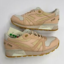 Diadora X Feature n9000 Strawberry Gelato Runners Collaboration Sneakers Size 12