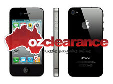 Pre Owned Apple iPhone 4 32GB Black | Unlocked | Chipped LCD | Faulty Homebutton